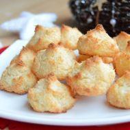 Rychlé a jednoduché vánoční kokosky recept