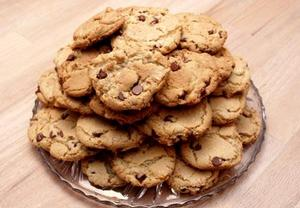 Cookies  lehký recept