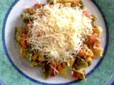 Lehký těstovinový salát s tuňákem recept