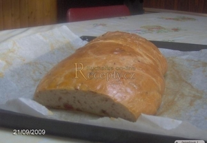 Podmáslový chléb  moc dobrý