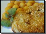 Kuřecí řízky v těstíčku se sezamem recept