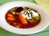 Zeleninová polévka s batáty recept