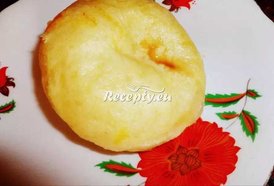 Jablka plněná nivou recept  ovocné pokrmy