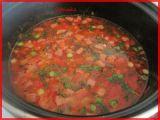 Dračí mlsná buřtová polévka recept