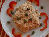 Kapiová pomazánka z domácí lučiny recept