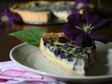 Křehký borůvkový koláč recept