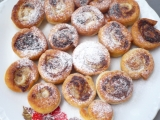 Smažení ořechoví šnečci recept