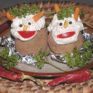 Čertíci z brambor recept