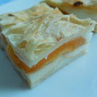 Listové meruňkové řezy recept
