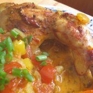 Zeleninová stehýnka recept