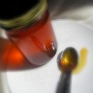 Med z květů lípy recept