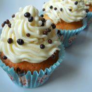Vanilkové cupcakes recept