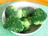 Brokolice vařená v mikrovlnce recept