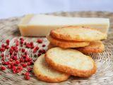 Parmazánové sušenky recept