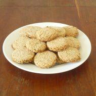 Lehké sušenky z ovesných vloček recept