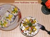 Cuketový salát s balkánem recept