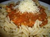 Špagety 4 recept