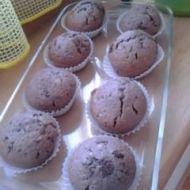 Rychlé čoko muffiny recept