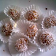 Karamelové kuličky s kakaem recept