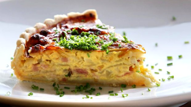 VIDEO: Quiche Lorraine