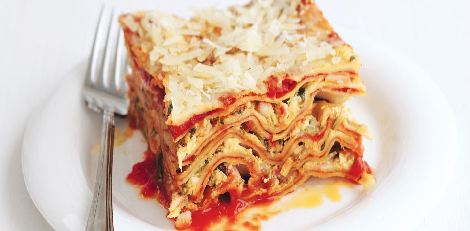 Rychlé lasagne