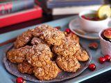Zimní sušenky s melasou a ořechy recept