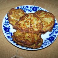 Zeleninové bramboráky recept