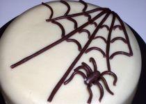 Ořechový dort pro milovníky čokolády recept