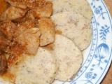 Nastavované bramborové knedlíky recept