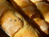 Brynzové bagety s omládkem recept