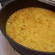 Indická rýže recept