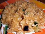 Zelí s rýží a zeleninou recept