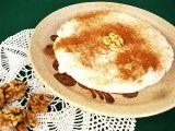 Ořechová krupicová kaše recept
