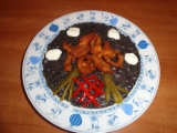 Drákulova černá můra recept