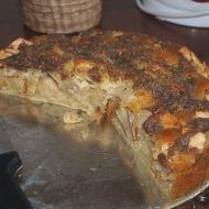 Francouzský hruškový koláč recept