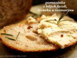 Pomazánka z bílých fazolí, česneku a rozmarýnu recept ...