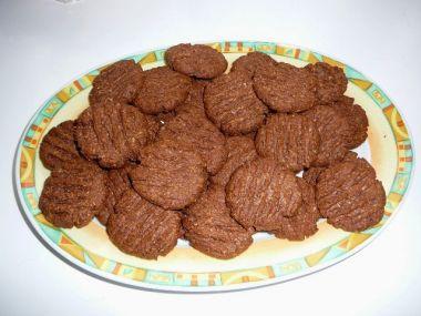 Křehké koka sušenky