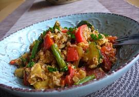 Zeleninový bulgur recept