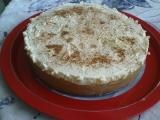 Jablečný nepečený dort recept