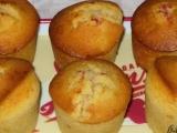 Jahodové muffins recept