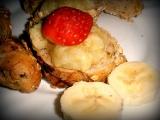 Karamelová banánová pomazánka recept