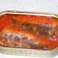 Tomatová rybí pomazánka recept