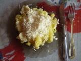 Knedlíčky s balkánským sýrem. recept