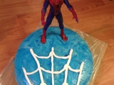 Dort Spiderman 2 recept