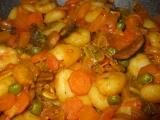 Zeleninové gnocchi recept