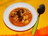Fazolková polévka s brambory recept