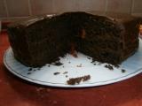 Sachrův dort s meruňkovou zavařeninou recept