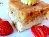 Jablkový vláčný koláč recept