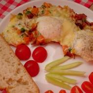 Hemenex se slaninou a zeleninou recept