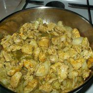 Masové chop suey recept